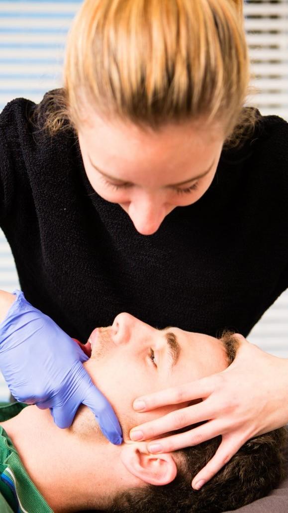 Back in balance kinesitherapie manuele therapie osteopathie en oosterse geneeskunde in Meise Kaakbehandeling