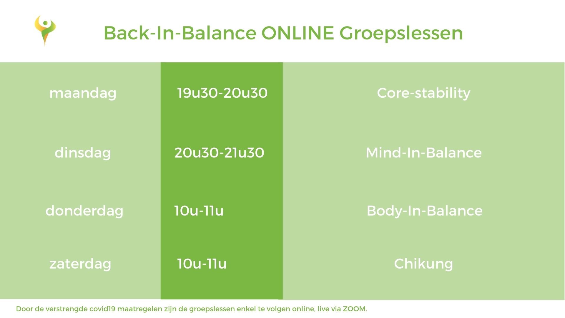 Core Stability Body In Balance Mind In Balance Chikung 4